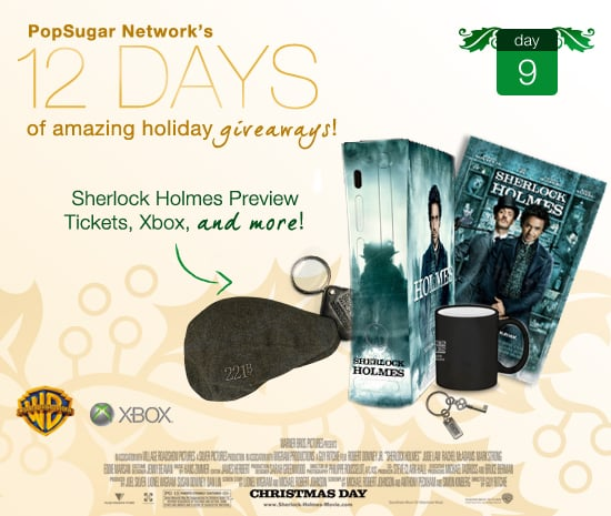 12 Days of Holiday Giveaways, Day 9: Win Sherlock Holmes Tickets, Limited Edition Xbox 360, and More!