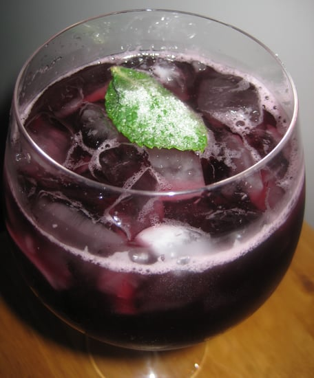 Happy Hour: Sparkling Shiraz Punch