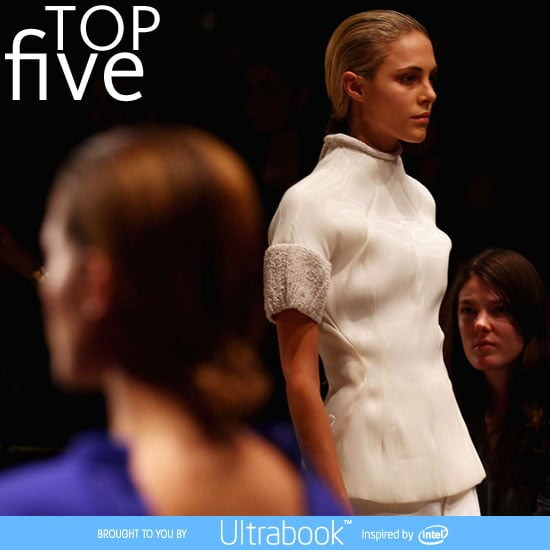 Top Five Runways Shows from 2012 Mercedes Benz Fashion Week Australia: Christopher Esber, Zimmermann, Ellery and more!
