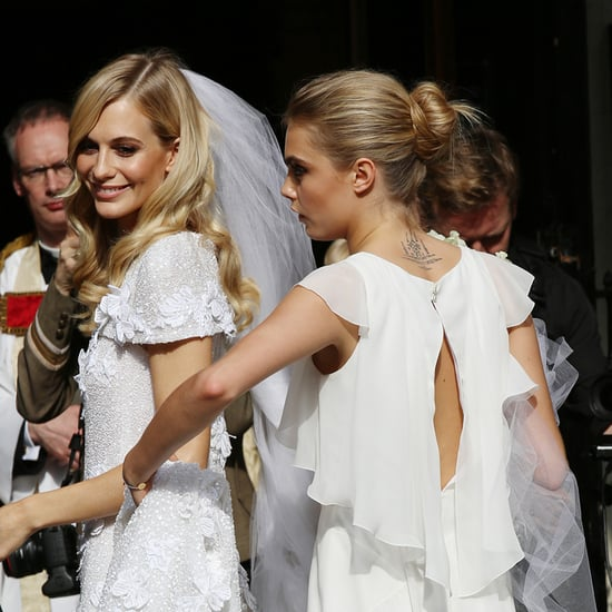 The Best Model and Celebrity Wedding Dresses