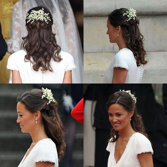 Pippa Middleton Royal Wedding Hair 2011-04-29 05:55:00
