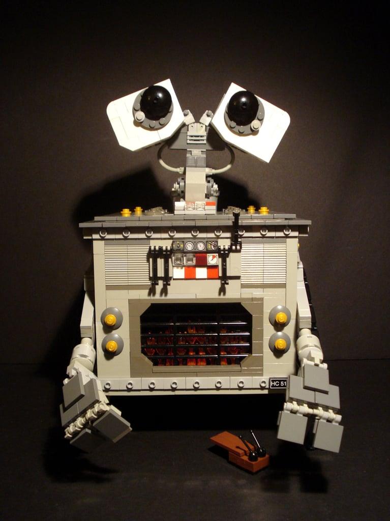 Steampunk Wall-E