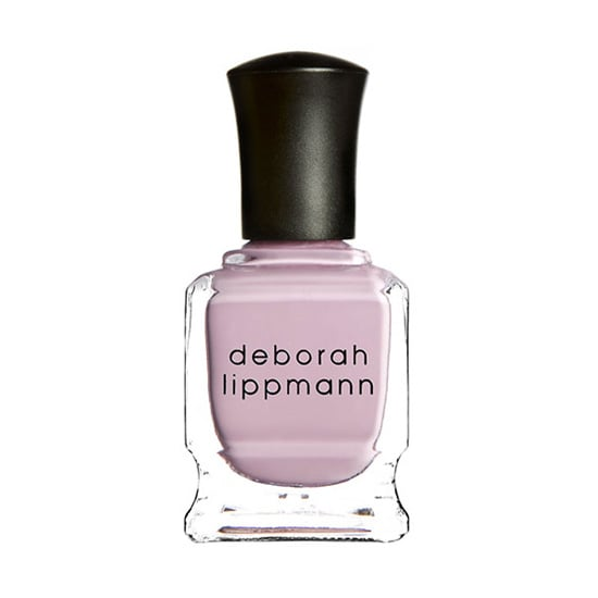 This creamy sheer pink, Shape of My Heart ($17), was created by Deborah Lippmann with Shape magazine to raise breast cancer awareness. Ten percent of proceeds go to the Hoag Memorial Hospital in Newport Beach, CA.