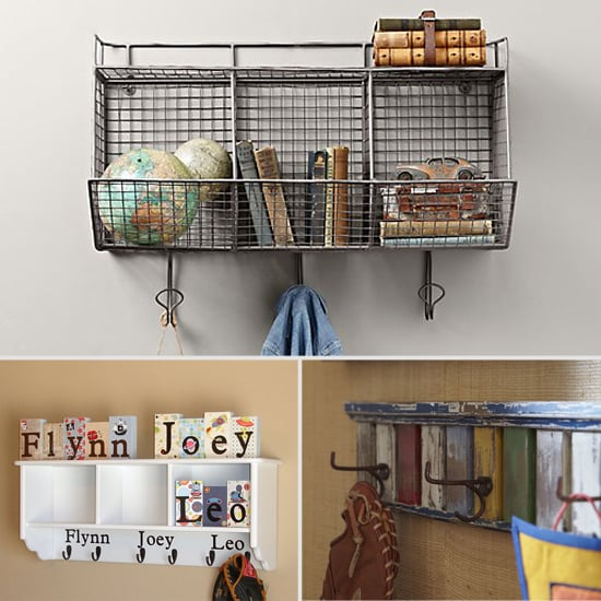 Hang It Up! 8 Cool Wall Hooks For Kids