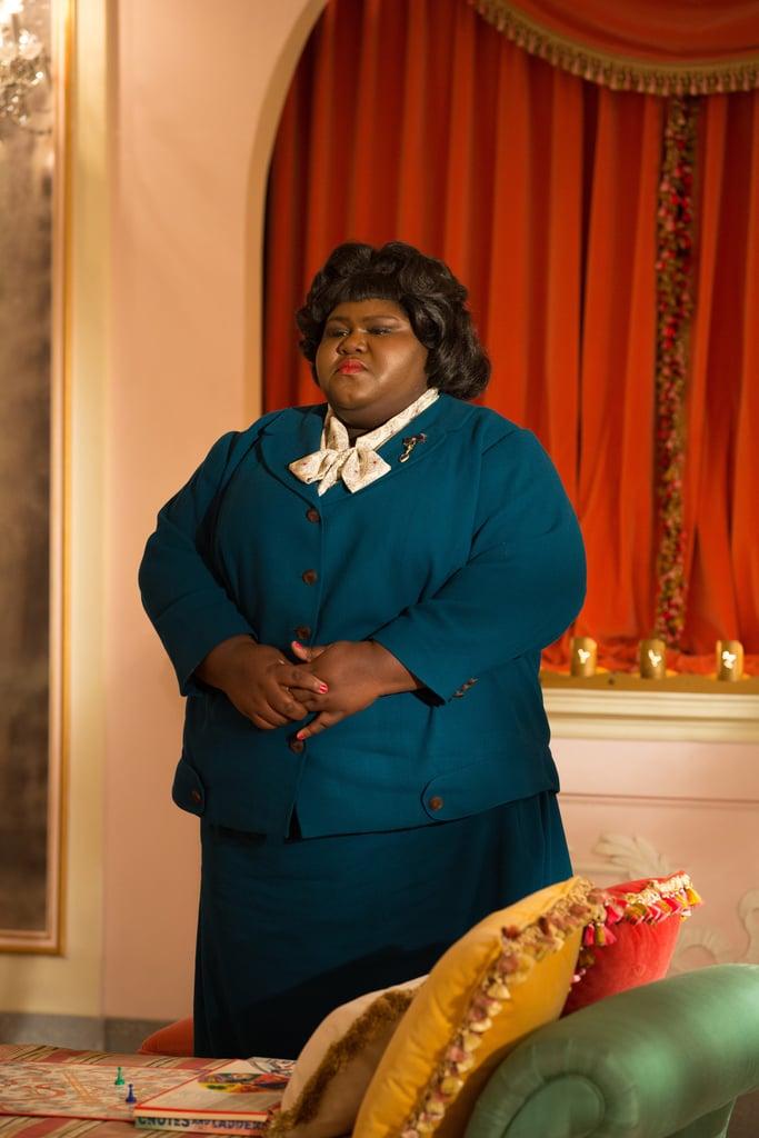 Sidibe as Regina Ross in Coven