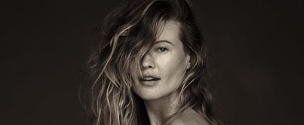 Behati Prinsloo Goes Topless, Shows Off Her Bare Baby Bump