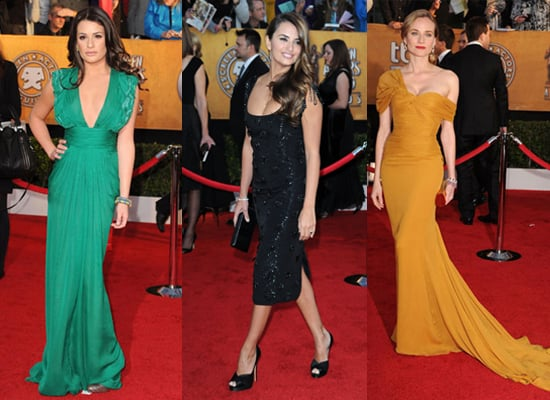 Red Carpet Rewind: Best Dressed from 2010's SAG Awards