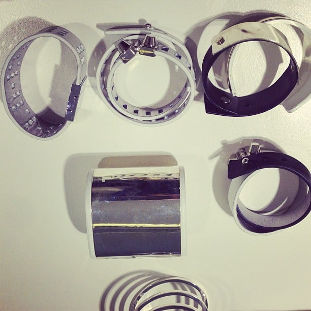 Sleek and sexy silver jewellery is making a comeback for Spring/Summer — here's a look at Cue's collection.