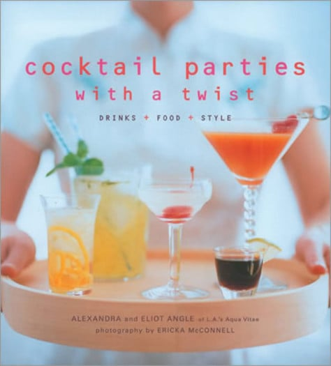Summer Reading: Cocktail Parties With A Twist