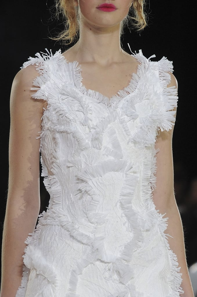 Frank Sorbier Haute Couture Spring 2014