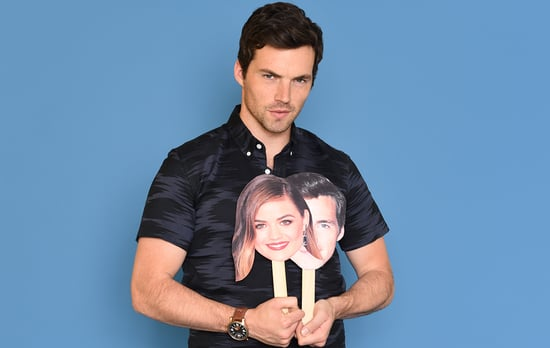 "21 ""Pretty Little Liars"" Cast Superlatives With Ian Harding"