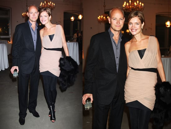 """Natalia Vodianova Attends Gagosian Gallery Private Dinner """"For What You Are About To Receive"""" in Russia"""
