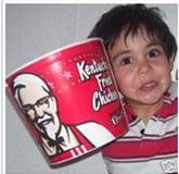 eBay Find of the Day: Empty KFC Tub