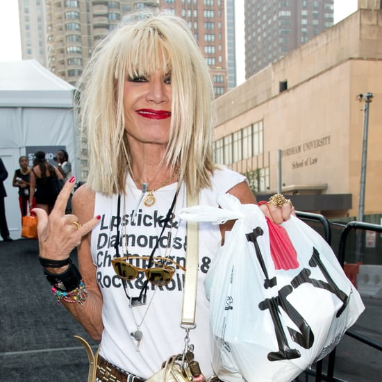 Betsey Johnson Fall 2014 Show in Times Square