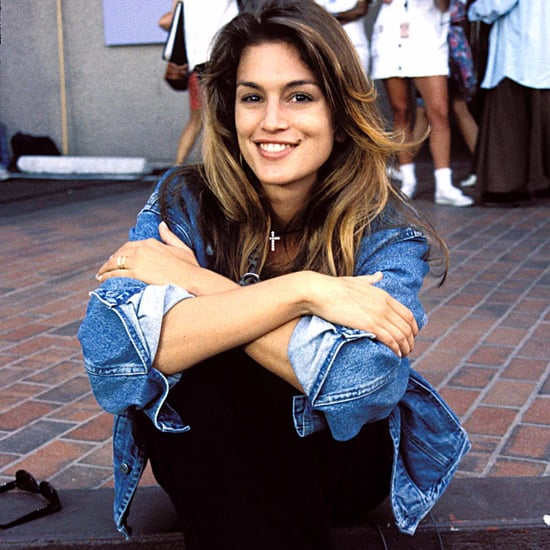 Cindy Crawford's Best Model Moments