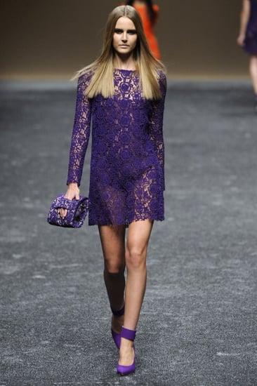 Fall 2011 Milan Fashion Week: Blumarine
