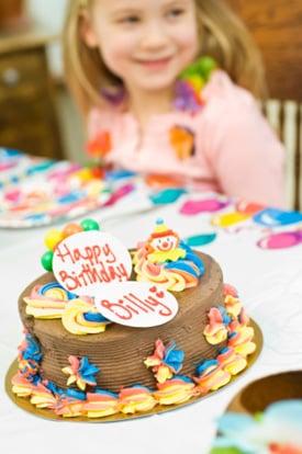 Birthday Party Snafu