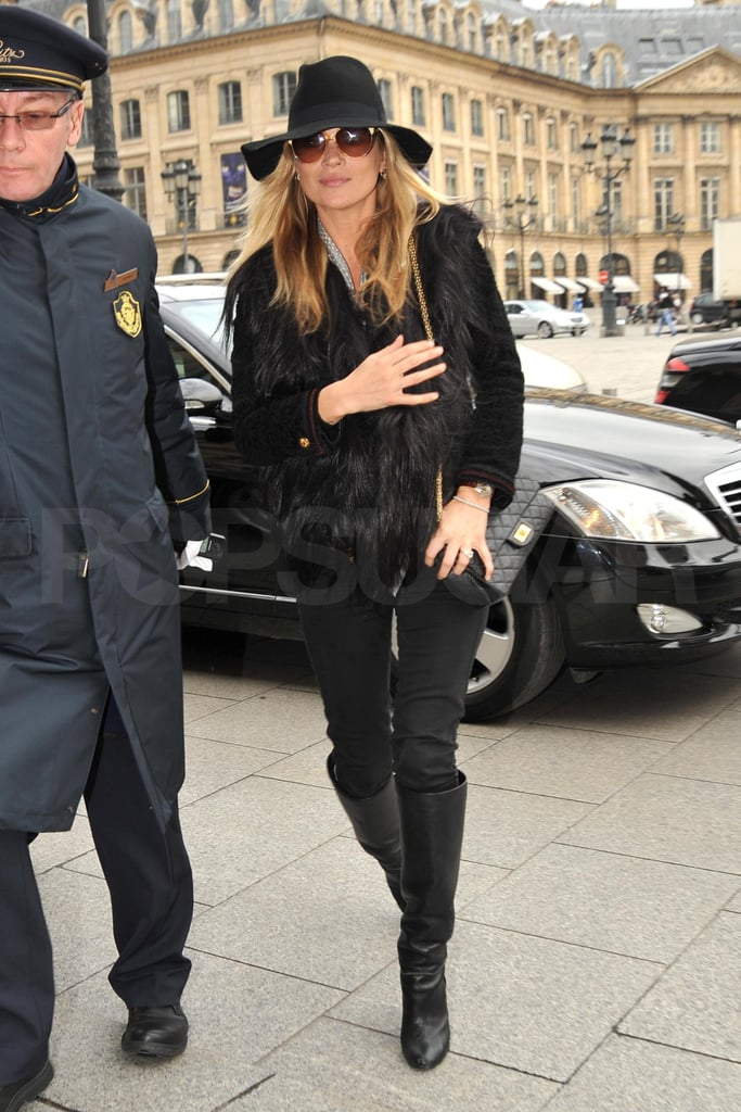 Kate Moss Is Reportedly Engaged — Again! See Her Ring!