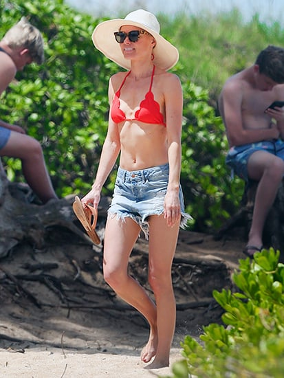 Kate Bosworth Shows off Her Summer-Ready Body on the Beaches of Hawaii