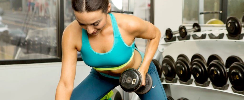 12 Dumbbell Exercises For Strong, Chiseled Arms