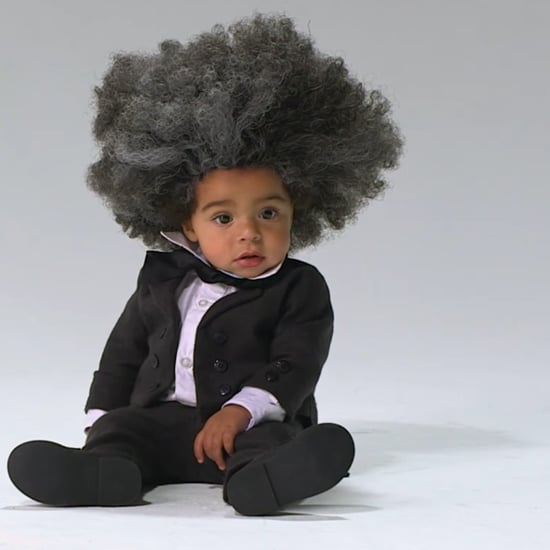 Babies Dressed as Old People Video