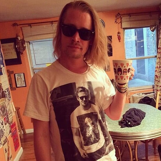 Macaulay Culkin in a Ryan Gosling T-Shirt | Picture