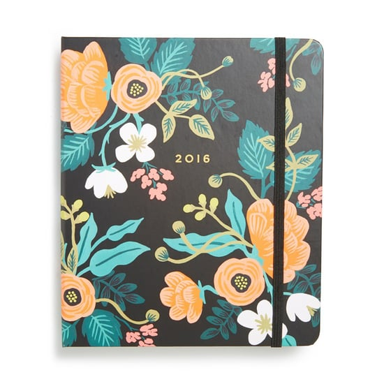 2016 Planners and Agendas