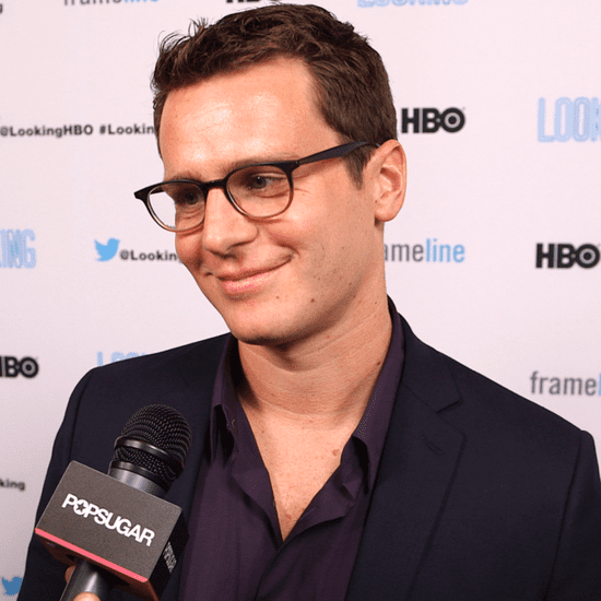 Jonathan Groff Looking Interview