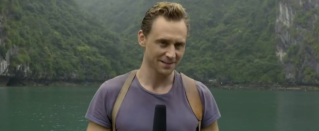 Tom Hiddleston and Brie Larson Team Up in the First Look at Kong: Skull Island