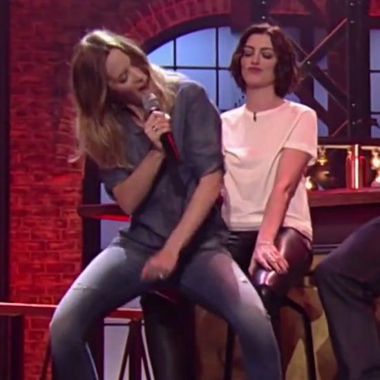 Emily Blunt on Lip Sync Battle