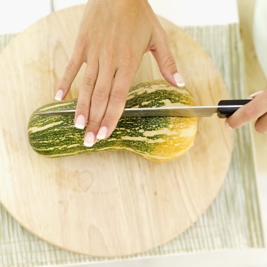 How to Cut Squash