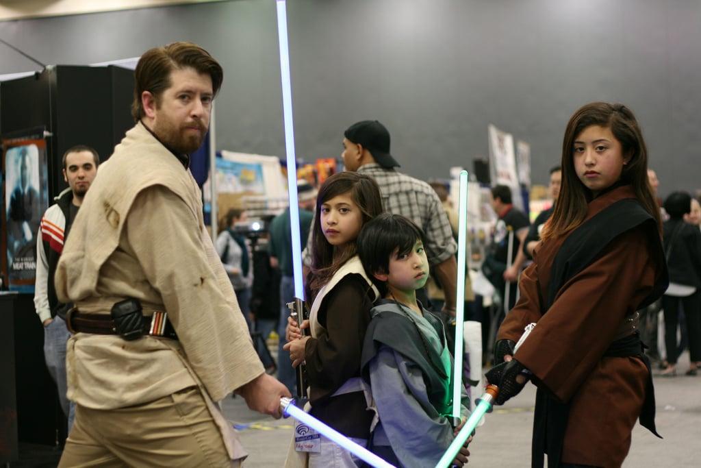Jedi Family