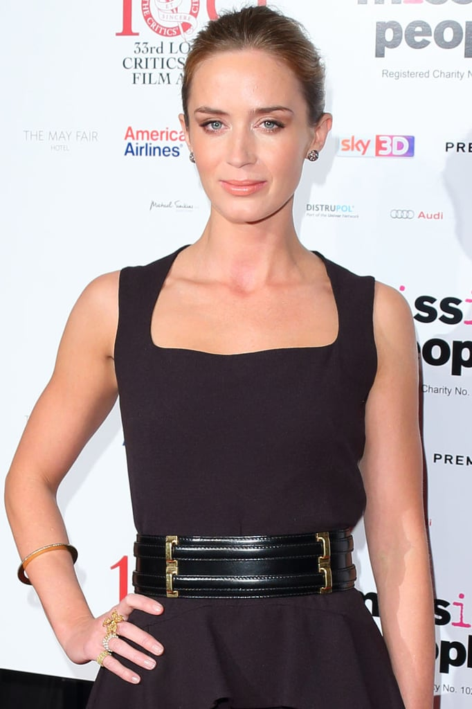 Emily Blunt is replacing Emma Watson in Your Voice in My Head, co-star Stanley Tucci revealed in an interview.