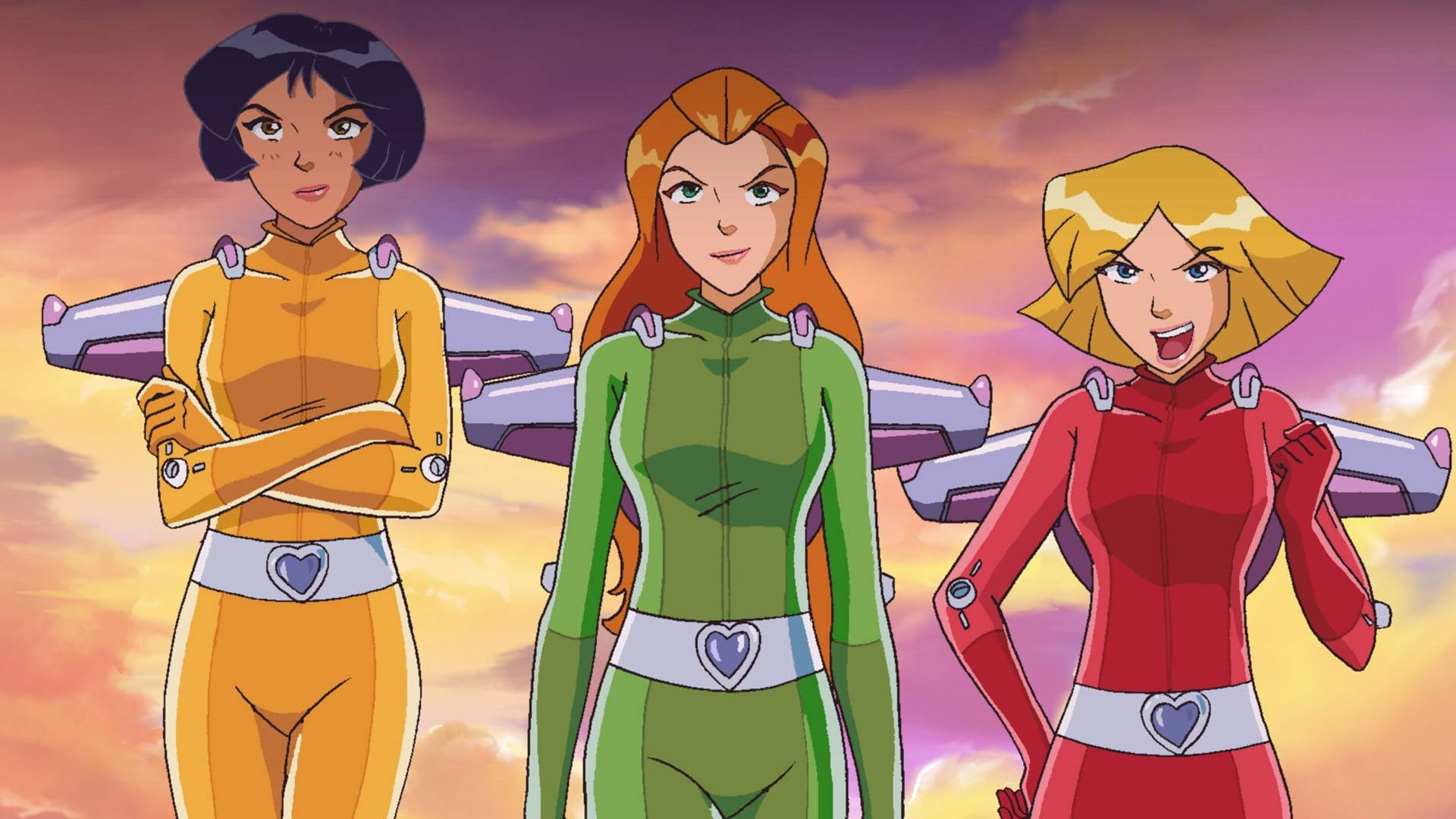 Totally spies the inspiration oops we did it again 31 millennial costumes that are so - Deguisement totally spies adulte ...