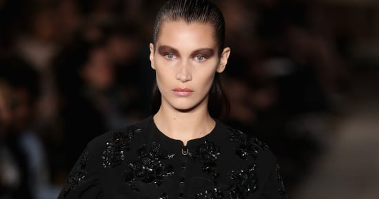 Contouring Is Not Dead on the Runway