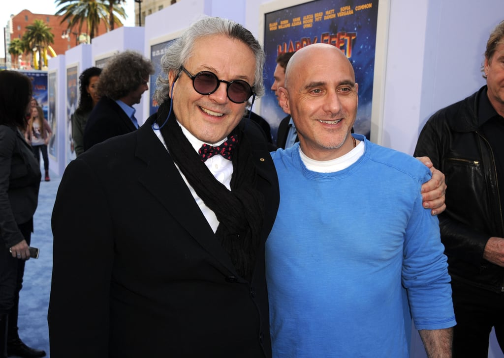 George Miller and Jeff Robinov