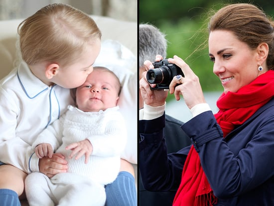 Royal Shutterbug Princess Kate Has Been Behind the Camera Before - and PEOPLE Was There!