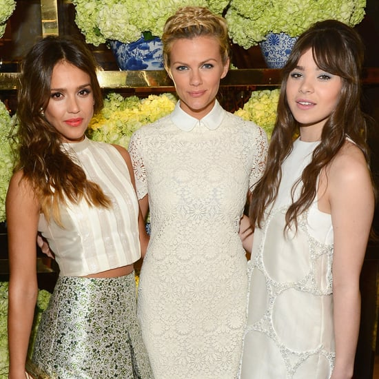 Stars at Tory Burch Rodeo Drive Party