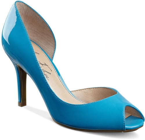 Marc Fisher Shoes, Joey Peep Toe Pumps