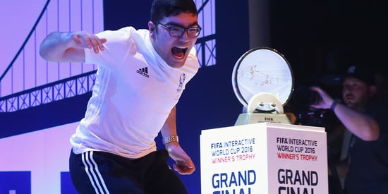 EA Sports Is Betting Millions You'll Watch This Guy Play 'FIFA'
