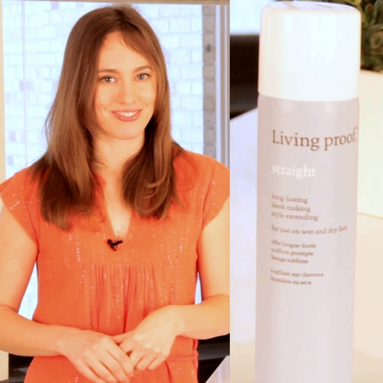 Living Proof Straight Spray Product Review
