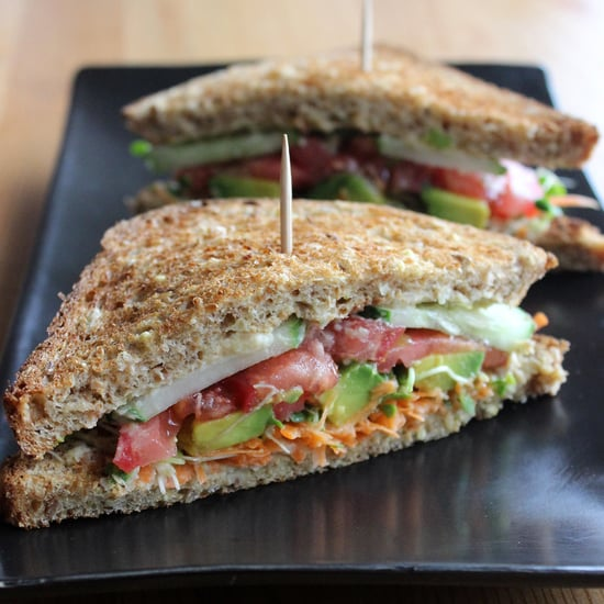 Healthy Lunch Sandwiches