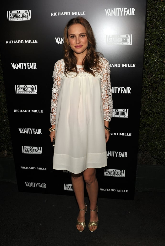 Natalie Portman and Mila Kunis at Fox Searchlight's Party