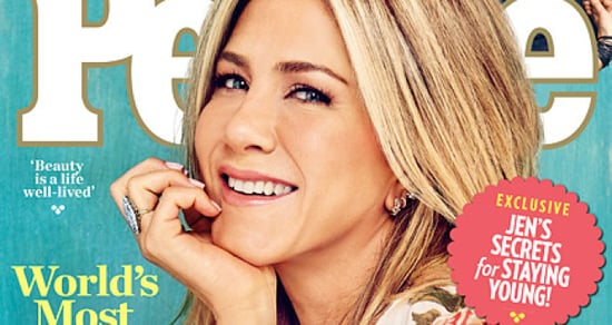 Jennifer Aniston (and Her 'Bubble Butt') Named World's Most Beautiful Woman
