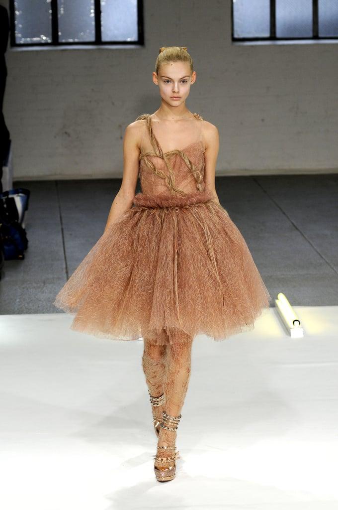 New York Fashion Week, Fall 2008: Rodarte