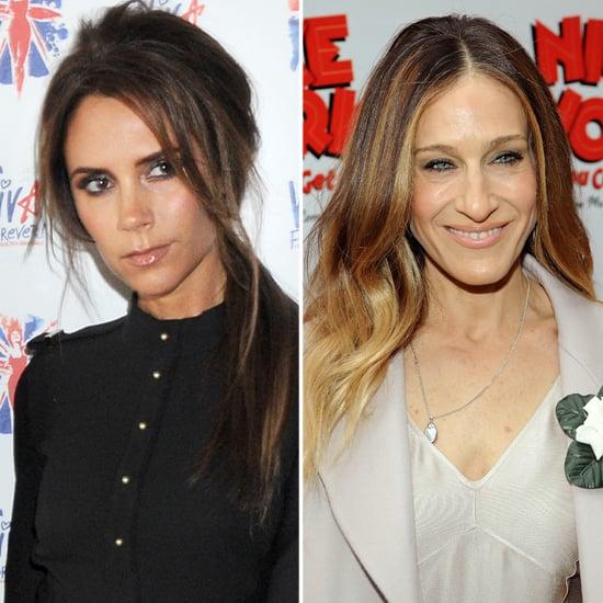 Victoria Beckham and Sarah Jessica Parker Fashion Line