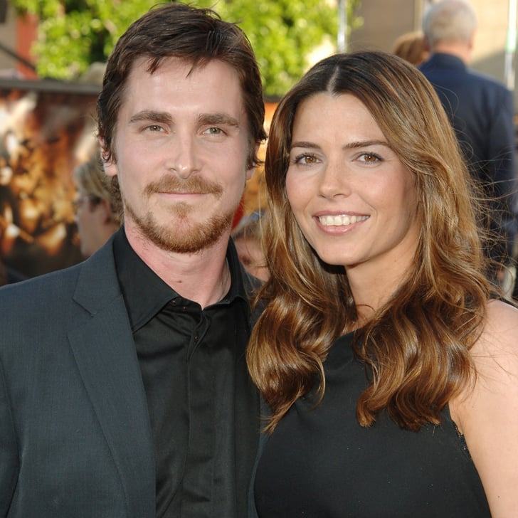 how did christian bale and sibi meet