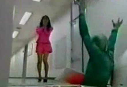 Diabolical Japanese Floor Prank