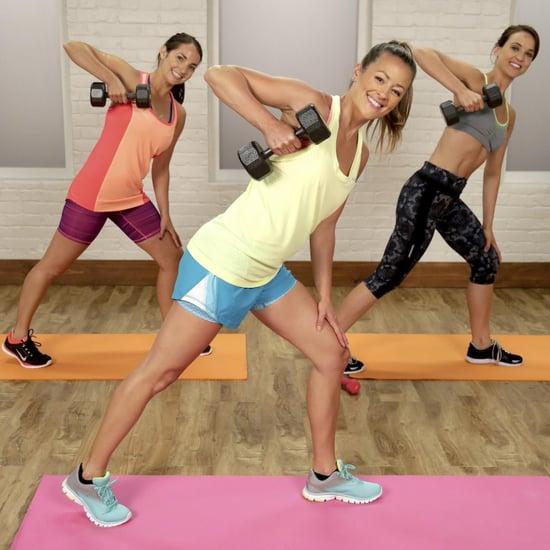 Back Workout to Fight Bra Bulge