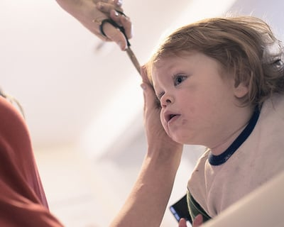 5 Ways to Help Your Toddler Hold Still for a Haircut